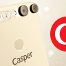 Casper, Akıllı Telefonların Tamamını Türkiye'de Üretecek!