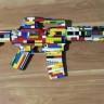 Instagram'da Lego'dan Yaptığı Tüfeğin Fotoğrafını Paylaşan 14 Yaşındaki Genç Tutuklandı!