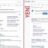 Google, Arama Ekranının Klasikleşmiş Tasarımını Değiştiriyor!