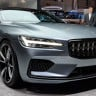 Asfaltı Ağlatacak Bir Tesla Rakibi Daha Ortaya Çıktı: Volvo Polestar 1