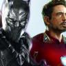 8 Yıl Önce Çıkan Iron Man 2'de Yapılmış Efsane Black Panther Göndermesi!