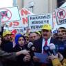 Taksicilerden Uber ve Medyaya Tehdit: Taksiciler Gereğini Yapar!
