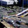Miami'de Kısa Sürede İnşa Edilen Köprü Çöktü!