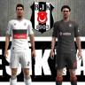 PES 2015'te Beşiktaş da Olacak