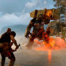 God of War'dan 9 Dakikalık Oynanış Videosu Geldi!