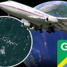 Kaybolan MH370 Sefer Sayılı Malezya Uçağı Google Maps'te Bulundu!