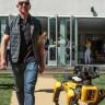 Amazon Kurucusu Jeff Besoz, Robot Köpeğiyle Boy Gösterdi