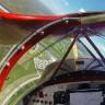 Ölümün Kıyısından Dönen Uçak Pilotu Çakılmaktan Son Anda Kurtuldu! (Video)
