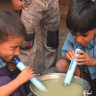 Geliştirilen Pipet Kirli Suyu İçilebilir Hale Getiriyor