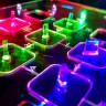 Kendi Kendinize Yapabileceğiniz Rengarenk Platform Oyunu
