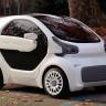 Dünyanın İlk 3 Boyutlu Yazıcıyla Üretilen Elektrikli Arabası Piyasaya Sürüldü!