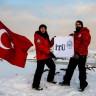 Bakan Faruk Özlü: Sadece Afrin'de Değil, Antarktika'da da Operasyon Yürütüyoruz