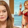 Durduramıyoruz Efendim: Lindsay Lohan, GTA 5'e Açtığı Davayı Yine Kaybetti!
