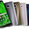 Moto G6, G6 Plus ve G6 Play'in Tüm Donanım Özellikleri Ortaya Çıktı