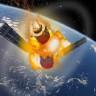 Çin'in Dev Uydusu Tiangong-1, Sonunda Dünya'ya Düştü!