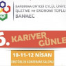 6. Kariyer Günleri 10-11-12 Nisan'da Bandırma Onyedi Eylül Üniversitesi'nde!