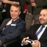 Beşiktaş'ın Stadyumu Vodafone Park'ta Lenovo'ya Ait Oyun Alanı Açıldı
