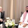 Apple CEO'su Tim Cook, Suudi Prensi Muhammed Bin Salman ile Buluştu