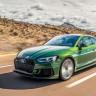 2018 Audi RS5: Uçan Halı Kullanıyormuş Gibi!