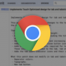 Google, Chrome'un 10. Yıl Dönümünde 'Material Design 2'yi Tanıtabilir