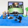 Microsoft'un, Oyunları Gerçek Dokunuşlarla Oynamamızı Sağlayacak Yeni Projesi: Project Zanzibar