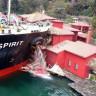 Yalıya Çarpan Geminin Kaptanı, Kazaya Neyin Sebep Olduğunu Açıkladı!