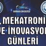 Mekatronik ve İnovasyon Günleri (MİG'18) 26-27 Nisan'da Marmara Üniversitesi'nde!
