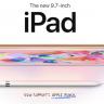 İşte Karşınızda iPhone'larınızda da Kullanabileceğiniz, Yeni iPad'in Duvar Kağıtları!
