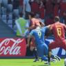 Canlı FIFA Oyununda Muhteşem Hakem Hatası