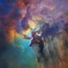 NASA, Lagün Bulutsusu'nun Hubble Tarafından Çekilen Olağanüstü Fotoğraflarını Yayınladı