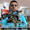 3 Türk Öğrencinin Geliştirdiği Savaş Robotu Sayesinde Askerlerin Ölmesi Engellenecek