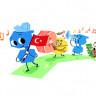 Google, 23 Nisan'a Özel Doodle Yayınladı