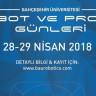 BAUROBOTICS Robot Yarışması 28-29 Nisan'da Bahçeşehir Üniversitesi'nde!