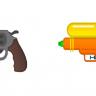 Google, Silah Emojisini Su Tabancası İle Değiştirdi