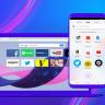 Opera Touch, Telefonunuzu Tek Elle Kullanmanıza Olanak Sağlıyor