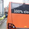 Elektrikli Otobüsler, Milyonlarca Litre Yakıt Tasarrufu Sağlıyor