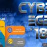 İzmir'in İlk Büyük Siber Güvenlik Konferansı CyberEge'18, 12-13 Mayıs'ta Ege Üniversitesi'nde!