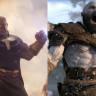 God of War'dan Avengers: Infinity War'a Gönderme