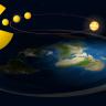 Düz Dünyacıların İlk 'Bilimsel' Teorisi Geldi: Hepimiz Bir Pac-Man Dünyasında Yaşıyoruz