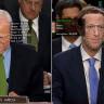 Mark Zuckerberg'in İfade Verirkenki Duygusal Değişimleri Analiz Edildi