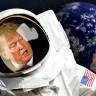 Trump, ABD Ordusu İçin Uzay Kuvvetlerini Oluşturmakta Israrcı