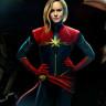 Marvel Evreninin En Güçlü Karakteri 'Captain Marvel' Geliyor!