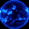 NASA, Güneş'i Masmavi Yaptığı Görüntüleri Takipçileriyle Paylaştı