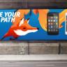 """Sloganı """"Para İçin Değil, İnsanlık İçin Yaptık"""" Olan Firefox Reklam Alıyor"""