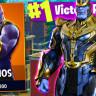 Fortnite'taki Göktaşlarının Ardında Thanos mu Var?