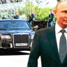 Putin'in Füzeye Dahi Dayanabilen, 197 Milyon Dolarlık Limuzini!