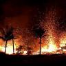 Hawaii'deki Volkan Faciası Yıllarca Devam Edebilir