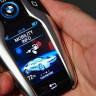 BMW'den Dokunmatik Ekranlı Akıllı Anahtarlık
