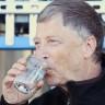Bill Gates, İnsan Dışkısından Arıtılan Suyu İçiyor