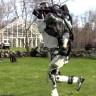 İnsansı Robot, Sabah Sporuna Çıktı (Video)